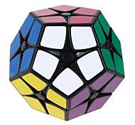 Shengshou® Cube de vitesse lisse 2*2*2 / Megamix Vitesse / Niveau professionnel Cubes magiques Noir / Blanc Autocollant lisse Feng