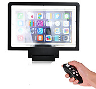 Foldable 3D Video Screen Magnifier Holder & Bluetooth Controller for Mobile Phone