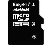 Kingston 32GB TF Micro SD Card scheda di memoria Class4