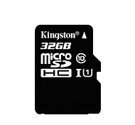 Kingston Micro SD Card SDHC UHS-I 32GB C10 Memory Card Class 10 TF Card