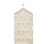 Home Essentials Stocking Organizer Closet 16 Pocket