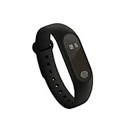 Smart BraceletWater Resistant/Waterproof / Long Standby / Exercise Log / Health Care / Sports / Heart Rate Monitor / Touch Screen / Alarm
