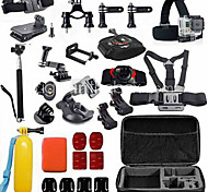 Accessories For GoPro Front Mounting / Accessory Kit / Mount/HolderWaterproof / All in One / Convenient / Adjustable / Floating / Dust