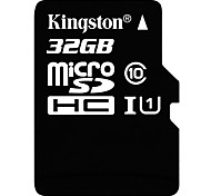 Kingston 32GB UHS-I U1 / Class 10 miniSDMax Read Speed10 (MB/S)Max Write Speed10 (MB/S)