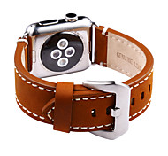 New Style High Quality Handmade Retro Genuine Leather Band for Apple Watch1/2 Series