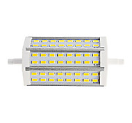 15W R7S LED прожекторы T 48 SMD 5730 1400 lm Тёплый белый / Холодный белый V 1 шт.