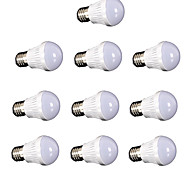 10pcs High Lumen LED Bulb Light E27 7W non dimmable Energy-saving lamps home lighting led Spotlight lamp