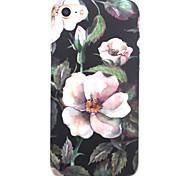 Für Muster Hülle Rückseitenabdeckung Hülle Blume Weich TPU für Apple iPhone 7 plus / iPhone 7 / iPhone 6s/6