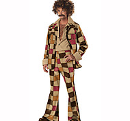 Retro Festival/Holiday Costumes Pants / Shirt / Coat Male Polyester