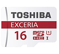originali Toshiba microSDHC exceria 16gb UHS-1 memory card 48m / s