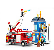 Modellini manga e peluche / Costruzioni per il regalo Costruzioni Modellino e gioco di costruzione Casa / Furgone ABSDa 5 a 7 anni / Da 8