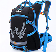 15 L Hiking & Backpacking Pack Laptop Pack Cycling Backpack BackpackClimbing Leisure Sports Cycling/Bike Camping & Hiking Traveling