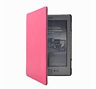 застенчивый медведь ™ магнит умный PU кожаный чехол для Amazon Kindle 4 или Kindle 5 читалка
