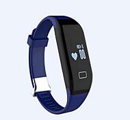 Bracelet d'ActivitéEtanche / Longue Veille / Pédomètres / Santé / Sportif / Moniteur de Fréquence Cardiaque / Fonction réveille /