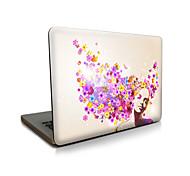für macbook air 11 13 / pro13 15 / Pro mit retina13 15 / macbook12 Blütenblätter Schönheit Apfel Laptop-Tasche