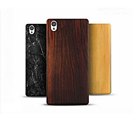 Oneplus X Cover 100% New Style Bamboo Wood Jade pattern Protective Back Case For 5.0inch One Plus X Mobile phone