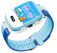 Blue Touch-Screen Photo Version Smart Watch Phone Touch Screen Mobile Phone Grip GPS Positioning Primary School Phone Watch