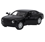 Educational Toy Car Toys Metal Black Model & Building Toy
