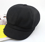женская корейская мода шляпа
