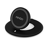 mindzo qi rotação standard titular carregador sem fio dobrável carregador doca