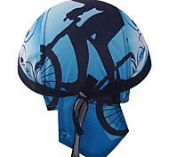XINTOWN Outdoor Cycling Headbands Blue Bike Bicycle Sports Cap Bandana Hat Scarf Mens and Womens Riding Cap