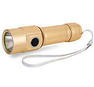 Outdoor Mini Open Small Volume High Power LED Flashlight