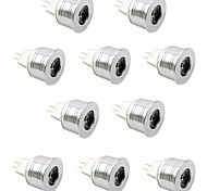 10pcs 3W MR11 350LM Light LED Spot Lights(12V)
