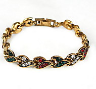 Bracelet Chain Bracelet Alloy Others Friendship Gift / Daily / Casual Jewelry Gift Gold / Silver,1pc