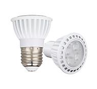 4W GU10 E26/E27 LED Spot Lampen 4 SMD 3030 450-550 lm Warmes Weiß Kühles Weiß Dimmbar AC110 AC220 AC 85-265 V 1 Stück