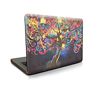 für macbook air 11 13 / pro13 15 / Pro mit retina13 15 / macbook12 Rattan Bäume Apfel Laptop-Tasche