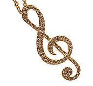 Женское элегантное, длинное ожерелье