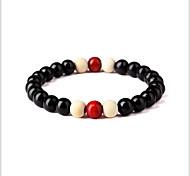 Bracelet Strand Bracelet Alloy Others Friendship Gift / Daily / Casual Jewelry Gift Black,1pc