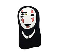 Funda de silicona suave de Spirited Away para el iphone 5 / 5s
