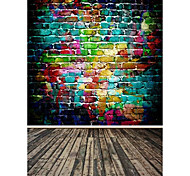 радуги цветной фон фото студия фотографии задники 5x7ft