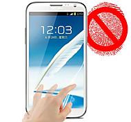matte Displayschutzfolie für Samsung Galaxy Note 2 N7100 (1pcs)