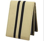 3 L Others Traveling Compact Genuine Leather