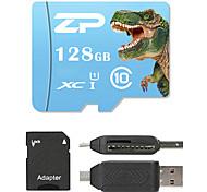 ZP 128GB MicroSD Класс 10 80 Other Множественный в одном кард-ридер Считыватель Micro SD карты устройства для чтения карт памяти SD ZP-1