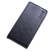 For DOOGEE Case Flip / Magnetic Case Full Body Case Solid Color Hard PU Leather DOOGEE