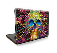 für macbook air 11 13 / pro13 15 / Pro mit retina13 15 / macbook12 kritzeln Person Schädel Apfel Laptop-Tasche