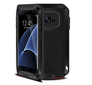 Для Samsung Galaxy S7 Edge Защита от удара Кейс для Чехол Кейс для Армированный Металл Samsung S7 edge / S7 / S6 edge plus