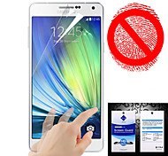 Matte Screen Protector for Samsung Galaxy A5 (3 PCS)