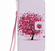 For Google Pixel XL Pixel Case Cover Color Tree Painted PU Phone Case