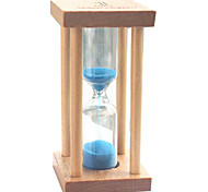 Toys For Boys Discovery Toys Hourglasses Square Glass PVC Wood Red White Blue