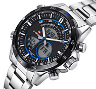 Masculino Relógio Esportivo Relógio Militar Relógio Elegante Relógio de Moda Relógio de Pulso Relogio digital Quartzo Digital Calendário