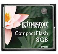 Kingston 8GB Compact Flash  CF Card cartão de memória 133X