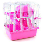 Cages Plastic Brown Blue Blushing Pink