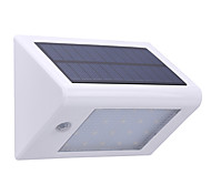 The Human Body Induction Wall 20LED Landscapelights Waterproof Outdoor Garden Lighting Solar Garden Lights