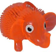 Cat Toy Dog Toy Pet Toys Interactive Cartoon Orange Rubber