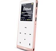 UnisCom MP3 MP3 WMA WAV FLAC APE OGG AAC Batteria ricaricabileLi-ion