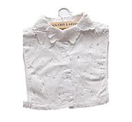 Ожерелье Воротничок Бижутерия Повседневные Базовый дизайн Кружево Женский 1шт Подарок Белый